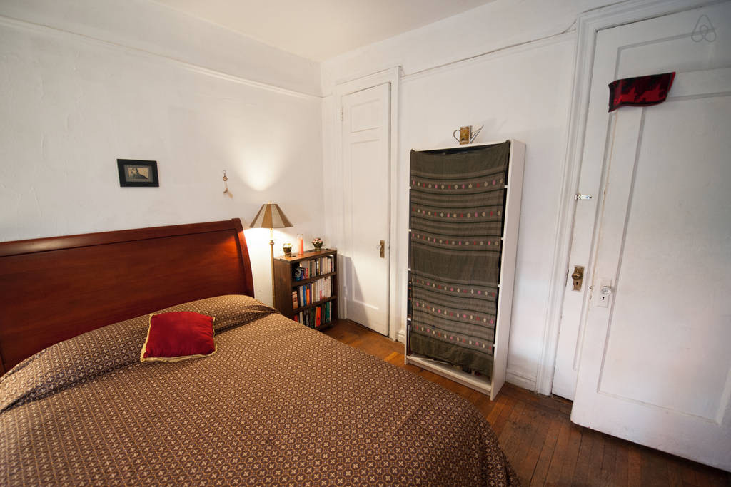 Sunny Room in East Village New York