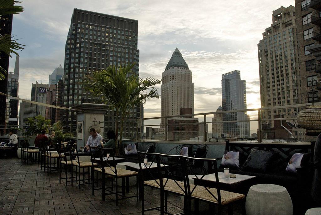 AVA Lounge New York City