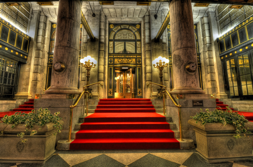 The Plaza Hotel NYC