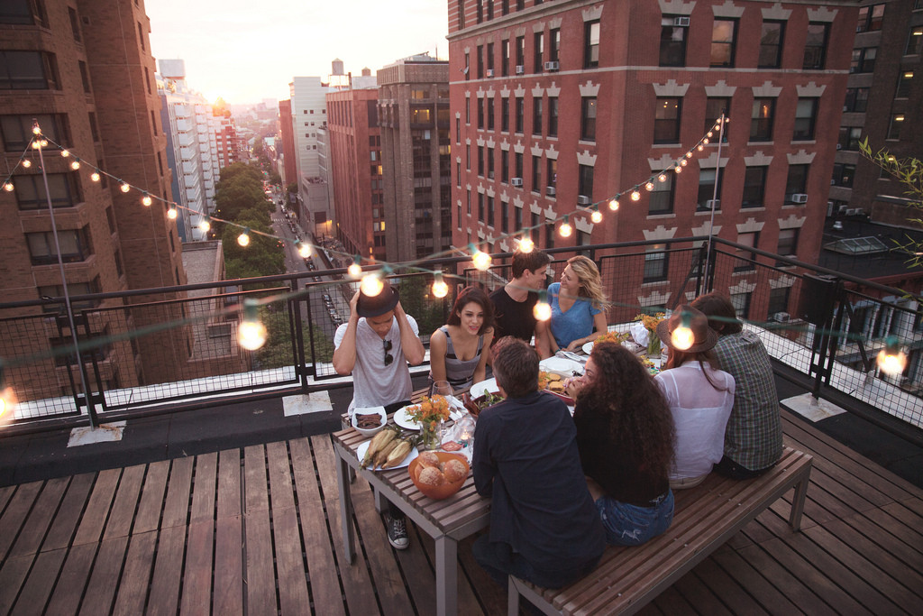 New York's Rooftop Bars