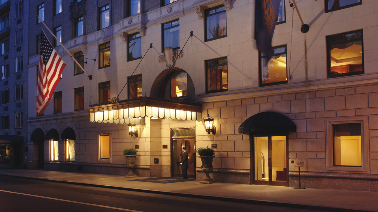 Top 5 most expensive vs the 5 cheapest hotels in nyc for Hotels near central park new york