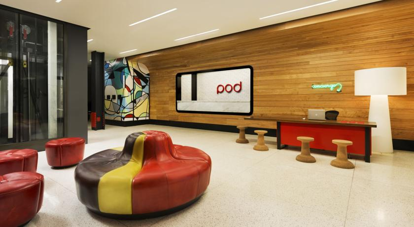 The Pod Hotel - not so cheap but worth the money