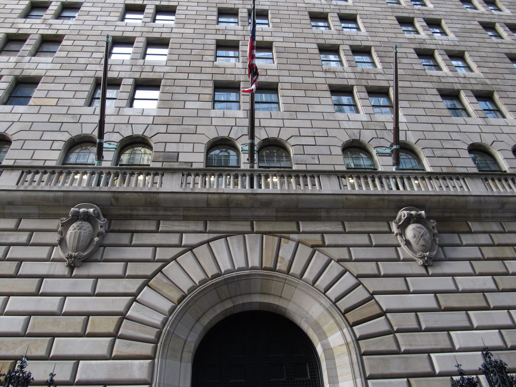 Free Tours Of The Federal Reserve New York
