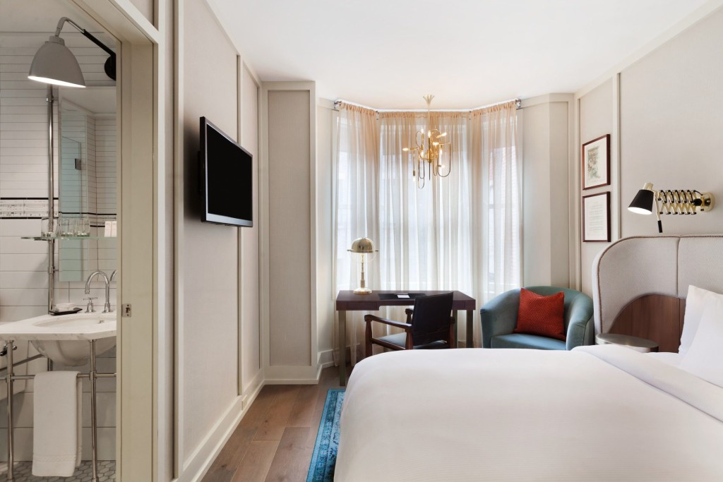 Gershwin Hotel one of the most cheapest hotels in New York