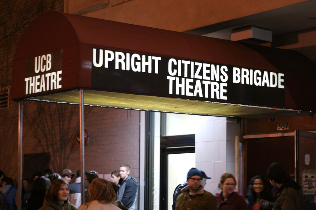 Upright Citizen's Brigade Theater