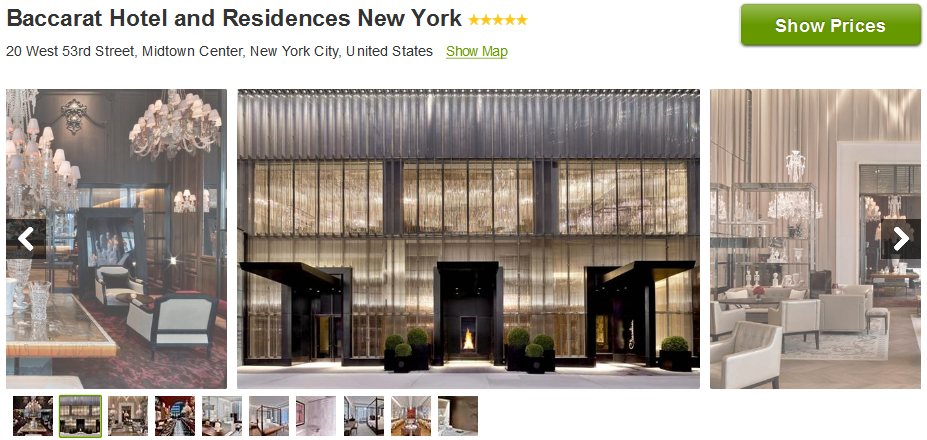 10 luxury hotels in nyc worth the splurge hotel 41 at - Baccarat hotel new york ...