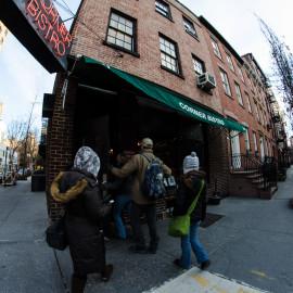 Corner Bistro New York
