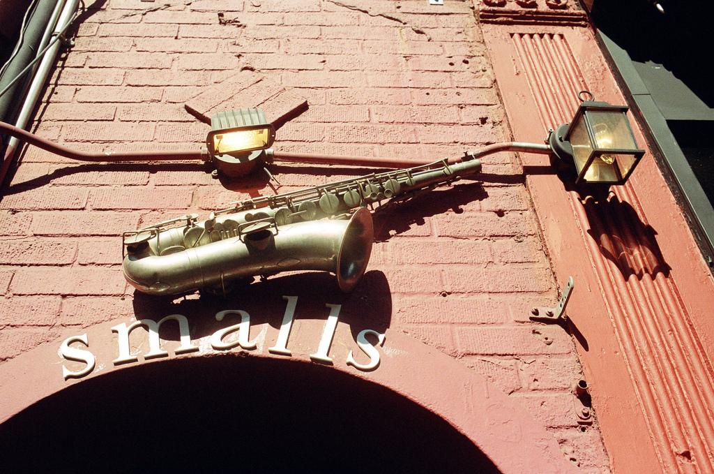 Smalls Jazz Club NY