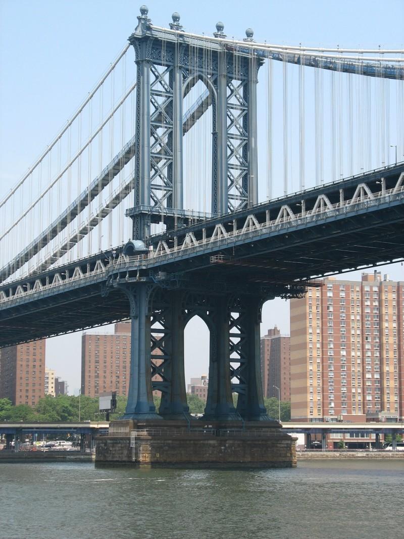 Brooklyn Bridge Manhattan NY