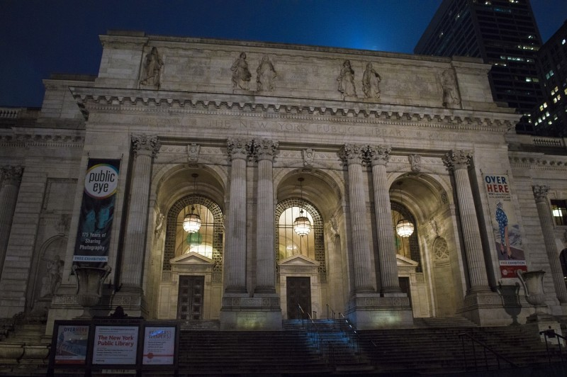 New York's Public Library