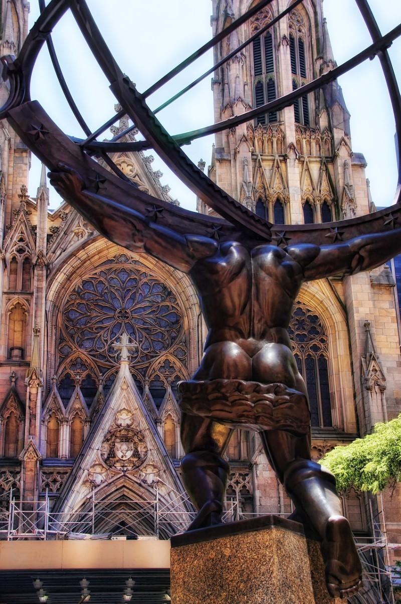 St Patrick Cathedral New York Manhattan