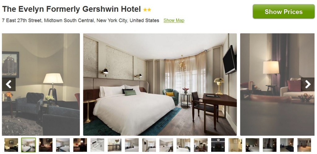 gershwin hotel new york