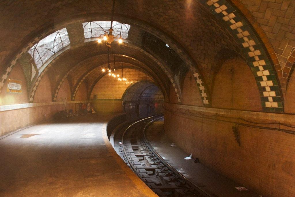 Old City Hall Station New York