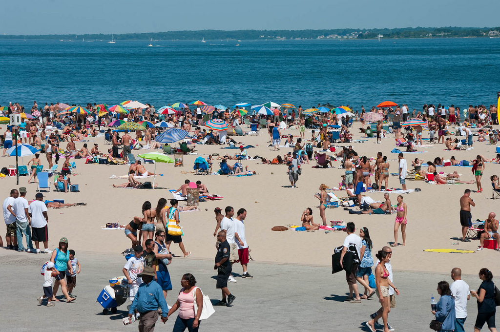 New York Beach