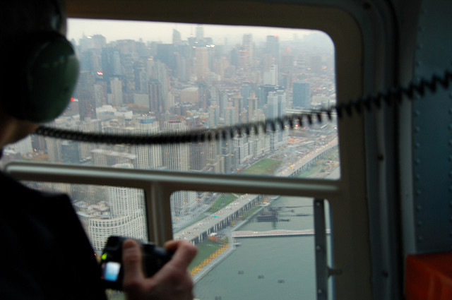 The Top 5 Manhattan Sights to Enjoy From a Chopper